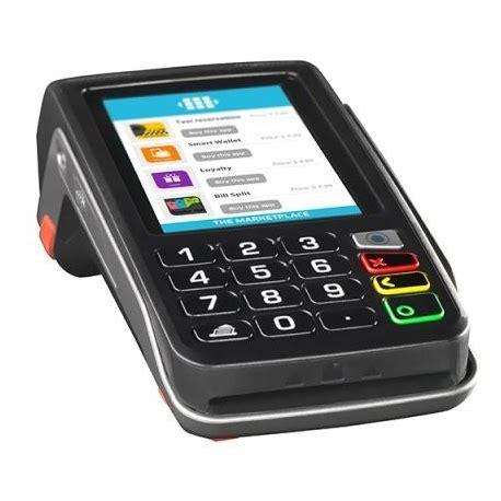 Terminal de paiement portable ingenico Move 5000 - Sonexia