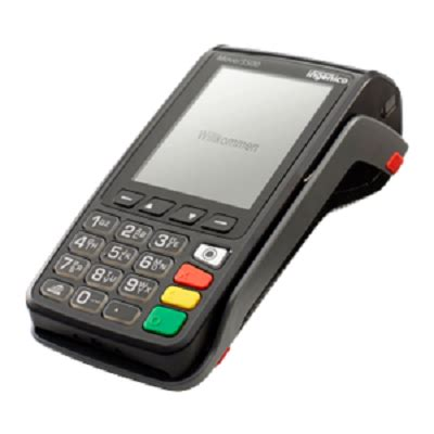 Ingenico card terminals: whats new about the Move 5000